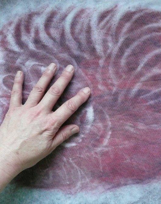 Rubbing The Wool