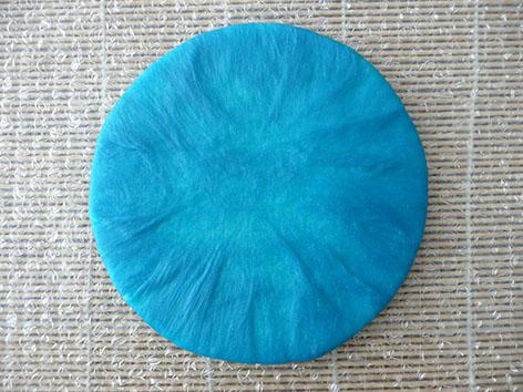 13. Tutorial - How to make a wet felt pod vessel