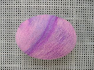 How to make felted soap 15
