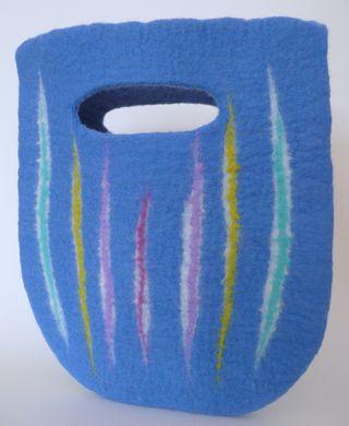 Blue bag tutorial main photo