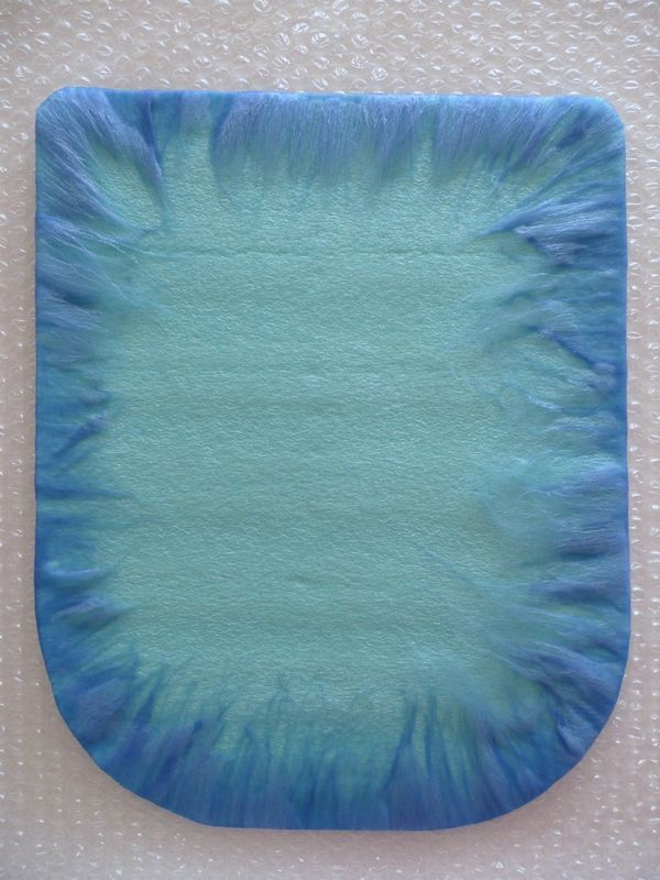 How To Make A Seamless Wet Felted Purse Rosiepink