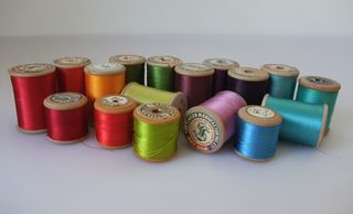 Art Silk Threads