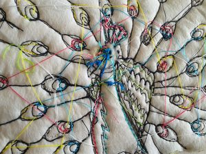 Peacock_stitching_back