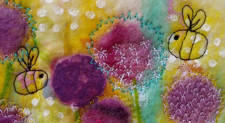 Felted_Bees_Chives_Detail2