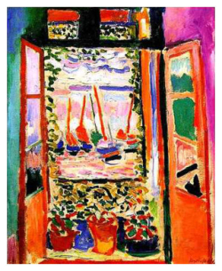 Henri Matisse 'The Open Window'