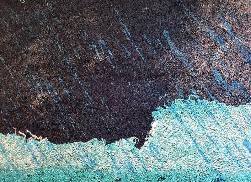 Accidental_Rain_Paint_On_Felt