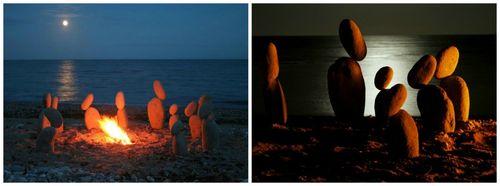 Adrian Gray campfire creatures