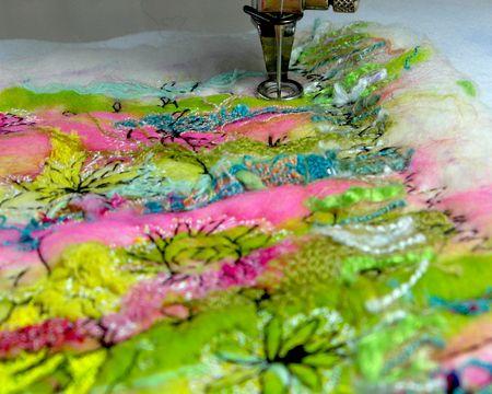 Felt_Stitch_Flowers_In_Progress