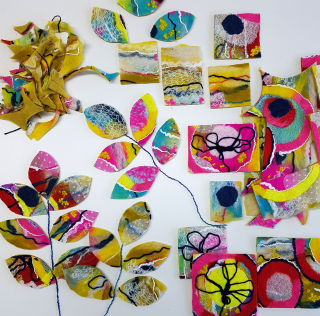 Felt_Leaves_And_Samples