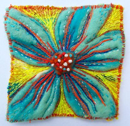 Blue_Felt_Textured_Flower_Small