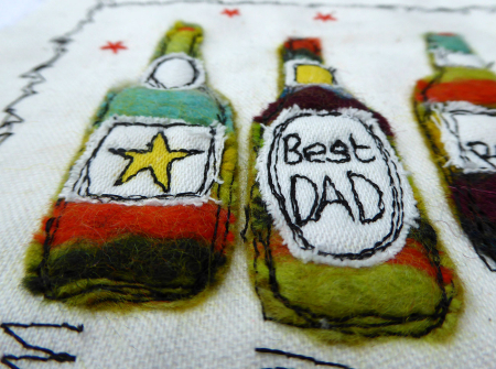 Happy_Fathers_Day_Felt_Applique_CloseUp.