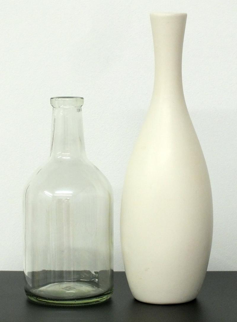 Plain vases