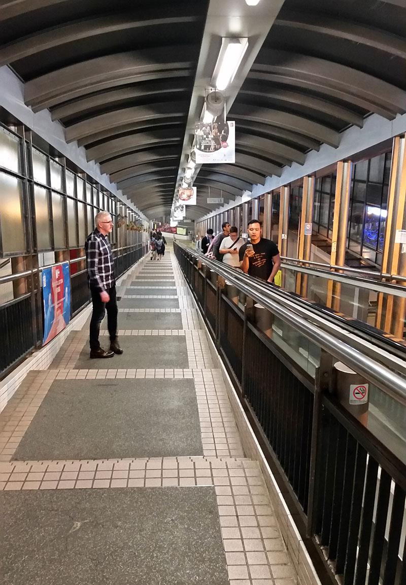 Hongkong_Escalator