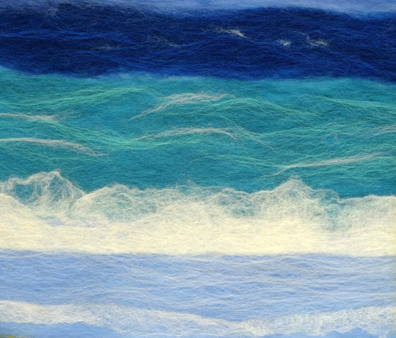 Close up sea - small image