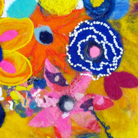 Felted_Flowers_Detail