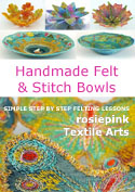 Handmade Felt and Stitch eBook