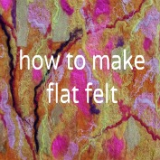 felting for beginners free tutorial