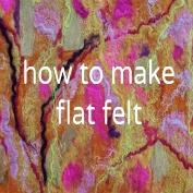 felting for beginners free tutorial