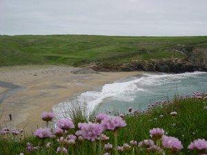 Beach Near Coverack